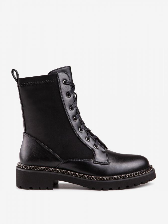 Lowa T black 35